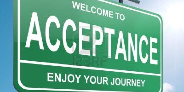 3 ways to practice acceptance